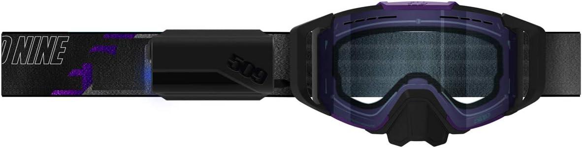 509 Sinister X6 価格 交渉 送料無料 Purple Ignite 新色追加して再販 Goggle