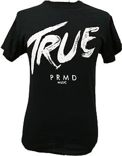 Avicii True T Shirt 公式 メンズ Tシャツ ブラック 黒 全サイズ
