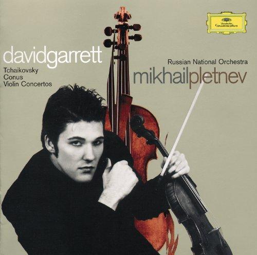 Tchaikovsky / Conus: Violin Concertos