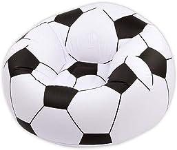 inflatable Soccer Ball Chair 115cm x 112cm x 70cm Soccer Ball Chair