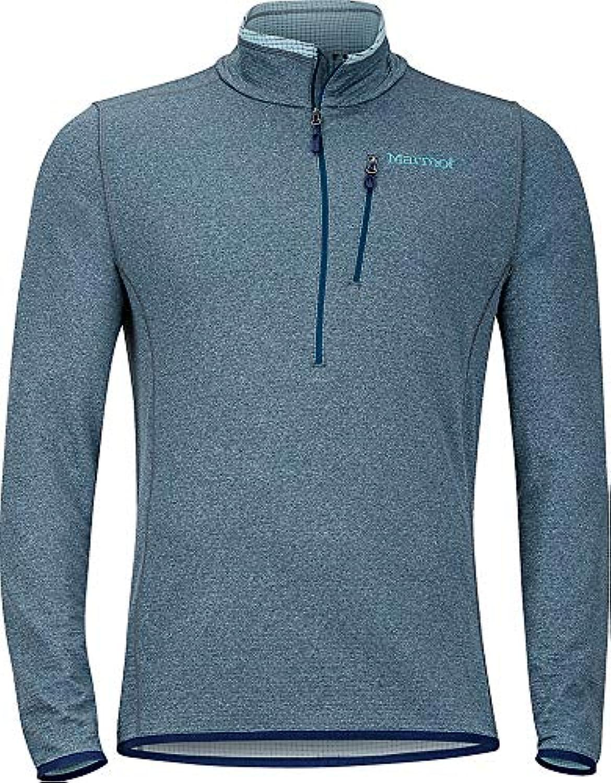 Marmot Men's Preon 1 2 Zip Fleece Jacket