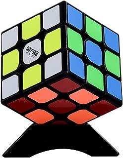 Cubelelo Qiyi Mofangge Thunderclap 3x3 Black Magic Speed Cube Puzzle