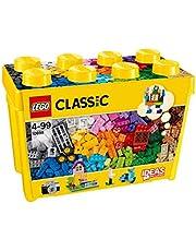 Lego 10698 Classic Stor Tegellåda Byggsats Flerfärgad