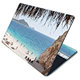 MightySkins Skin for Microsoft Surface Laptop 3 15' - Beach Vacation | Protective, Durable, and Unique Vinyl Decal wrap Cover | Easy to Apply, Remove, and Change Styles | Made in The USA