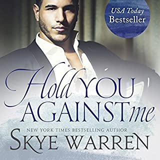 Hold You Against Me audiobook cover art