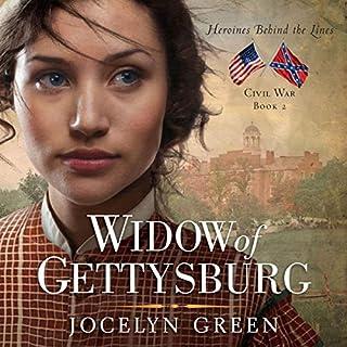 Widow of Gettysburg cover art