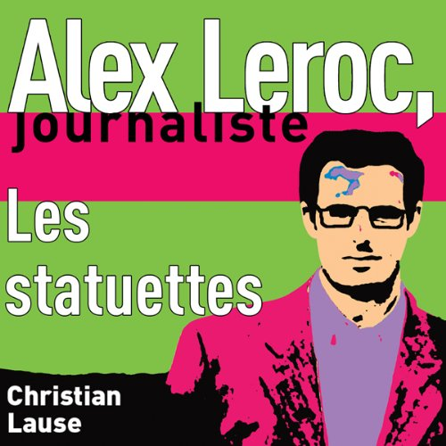 Les statuettes [The Statuettes] audiobook cover art