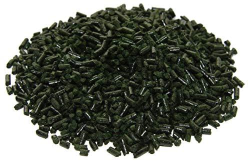Ecofut Spirulina Pellets 1 kg für Pferde und Hunde