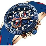 WWOOR Men's Watch Sport Watch Fashion Luxury...