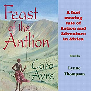 Feast of the Antlion cover art