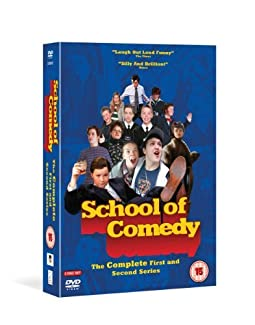 School Of Comedy - The Complete First And Second Series