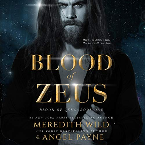 Blood of Zeus  By  cover art