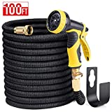 Best Pocket Hoses - Delxo 100FT Expandable Garden Hose Water Hose Review
