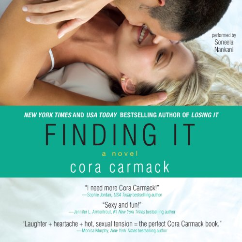 Couverture de Finding It