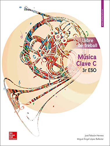 Musica Clave C 3r ESO. Quadern