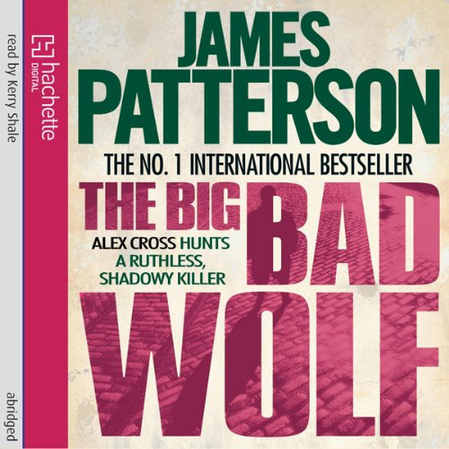 The Big Bad Wolf audiobook cover art