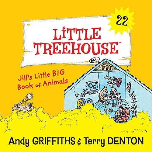 Jill's Little Big Book of Animals cover art