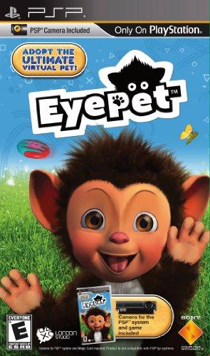 EyePet with Camera - Sony PSP Massachusetts
