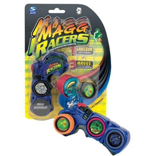 Spin Master France - 61493 - Jouet Premier Age - Magg Racers - Starter Pack