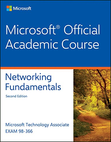Exam 98-366 Networking Fundamentals, 2nd Edition Front Cover