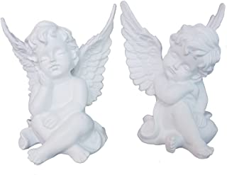 Best white cherub figurines Reviews