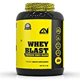 Absolute Nutrition Whey Blast Protein Powder Whey Blend Health Supplements (Café Mocha, 2 Kg)