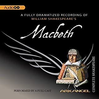 Macbeth: The Arkangel Shakespeare audiobook cover art