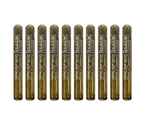 10 x KALM VPK-SF VERBUNDANKERPATRONE Größe M16, zur Befestungung von Ankerstangen mit Zulassung nach ETA 08/0231