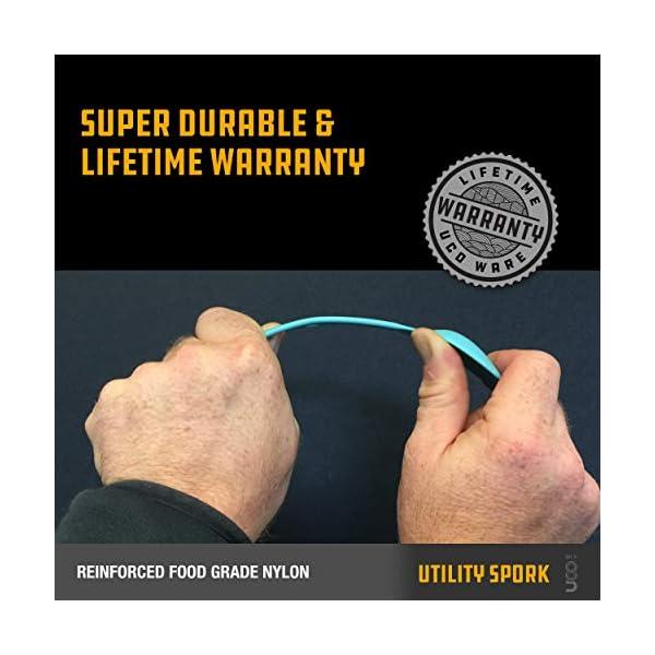 UCO Unisex's Utility Spork, Venture, 4 Pack