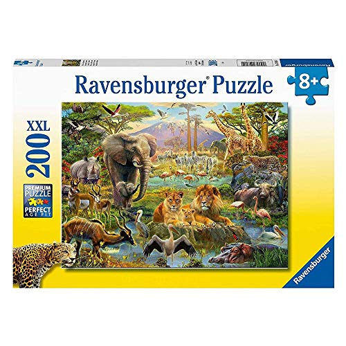 Ravensburger- Puzzle 200 Piezas XXL (12891)