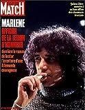 Paris Match n° 1196 du 8 Avril 1972 - julien Clerc (2 pages), Marlene Dietrich (6 pages), les rois maudits de Claude Barma (6 pages), Balenciaga (2 pages), william Craig et un million de protestants (2 pages), elisabeth II (4 pages), Sergio Leone