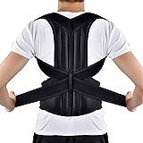 Gather together XL Better Quality Adjustable Back Brace Posture...