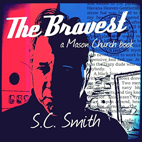 The Bravest audiobook cover art