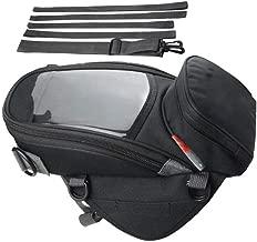 CARACHOME Tankrucksack Motorrad Mit GPS-//Handyfach,Wasserdicht Tank Beutel Umh/ängetasche Motorradtasche,Sport Touring Tank Und Rucksack F/ür Honda Yamaha Suzuki Kawasaki Harley.