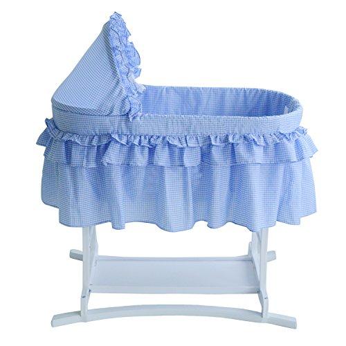 Lamont Home Good Night - Moisés para bebé, Media Fald