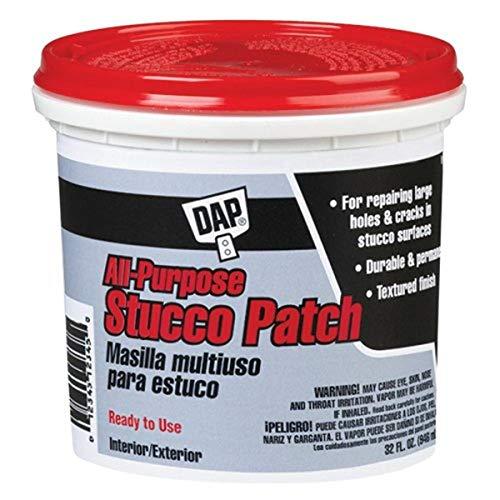 Dap 10504 All-Purpose Ready-To-Use Stucco Patch