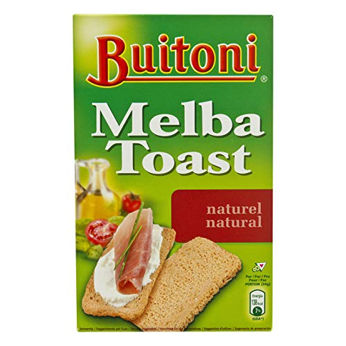 Buitoni Melba Toast Classic - 100gr - biscottes croquantes