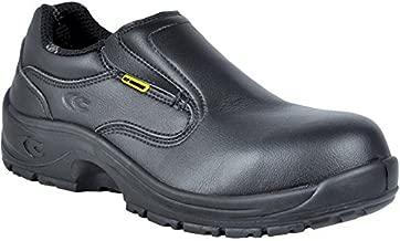 Cofra Kendall Men's Work Shoe, Black