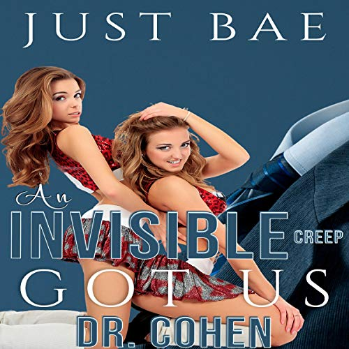 An Invisible Creep Got Us audiobook cover art