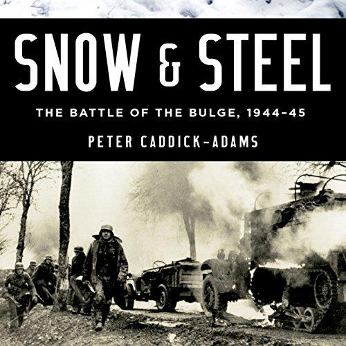 Snow & Steel cover art