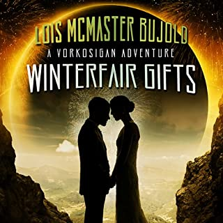 Winterfair Gifts     A Vorkosigan Adventure              By:                                                                                                                                 Lois McMaster Bujold                               Narrated by:                                                                                                                                 Grover Gardner                      Length: 2 hrs and 31 mins     60 ratings     Overall 4.5