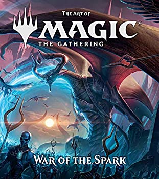 The Art of Magic  The Gathering - War of the Spark