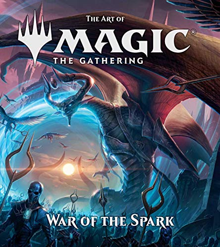 The Art of Magic: The Gathering - War of the Spark: Volume 8