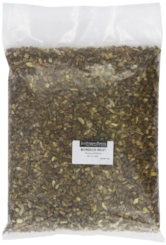 JustIngredients Essential Burdock Root Raiz de Bardana - 1000 gr