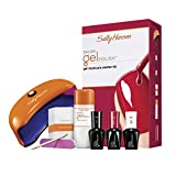 Best SALLY HANSEN gel nail kit - Sally Hansen Salon Pro Gel Starter Kit, Red Review
