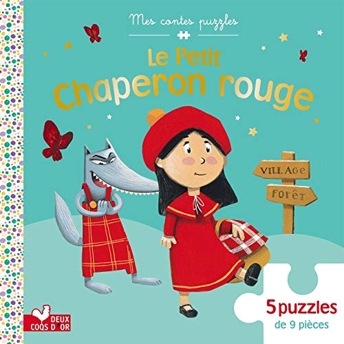 Le petit chaperon rouge - livre puzzle (Contes)