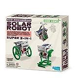 4M 68496 - Eco Engineering 3-in-1 Mini Solar Robot