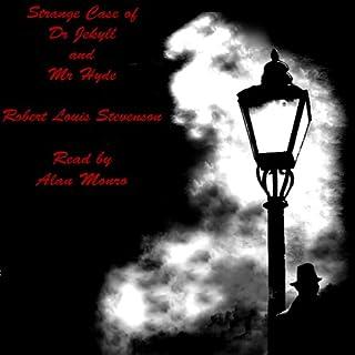 The Strange Case of Doctor Jekyll and Mister Hyde audiobook cover art