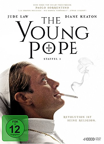 The Young Pope - Der junge Papst: Staffel 1 (4 DVDs)