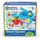 Learning Resources Smart Scoops Math Activity Set, Stacking, Sorting, Early Math Skills, 55 Pieces, Ages 3+
